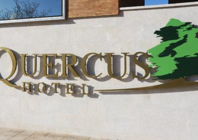 Hotel Quercus Logo