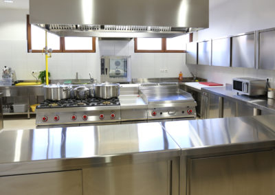 Hotel Quercus Kitchen